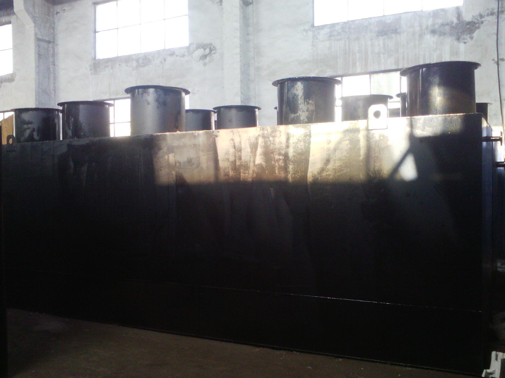 一体化污水处理设备 3