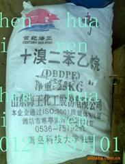 十溴二苯乙烷广谱高效阻燃剂