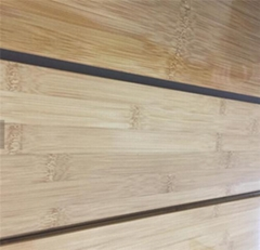 High quality home used dark strand woven bamboo flooring supplier