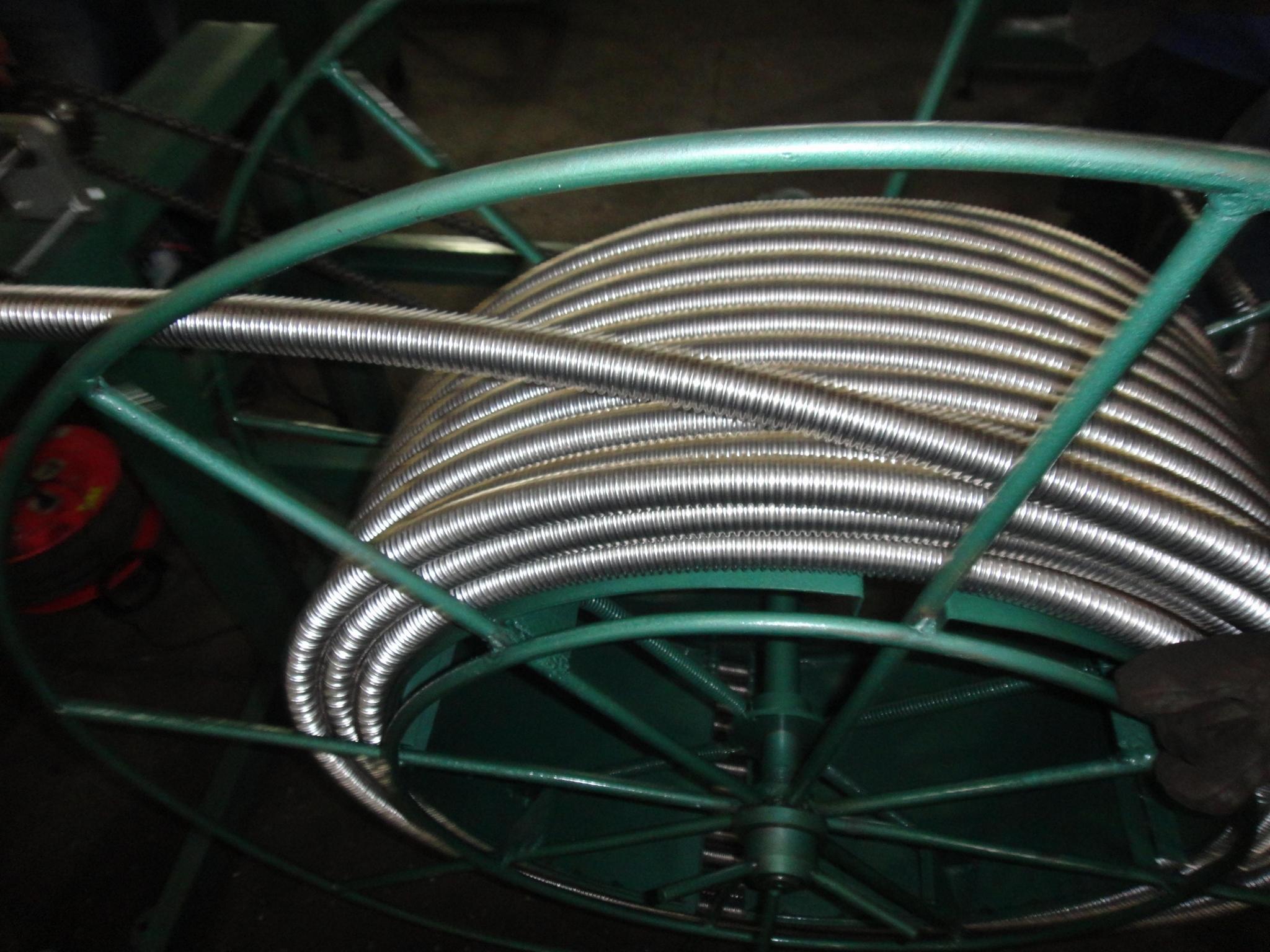 不鏽鋼金屬波紋管生產設備 3