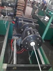 不鏽鋼螺旋波紋管生產線
