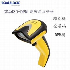 Datalogic得利捷GD4430-DPM高密度掃碼槍金屬條碼雕刻碼
