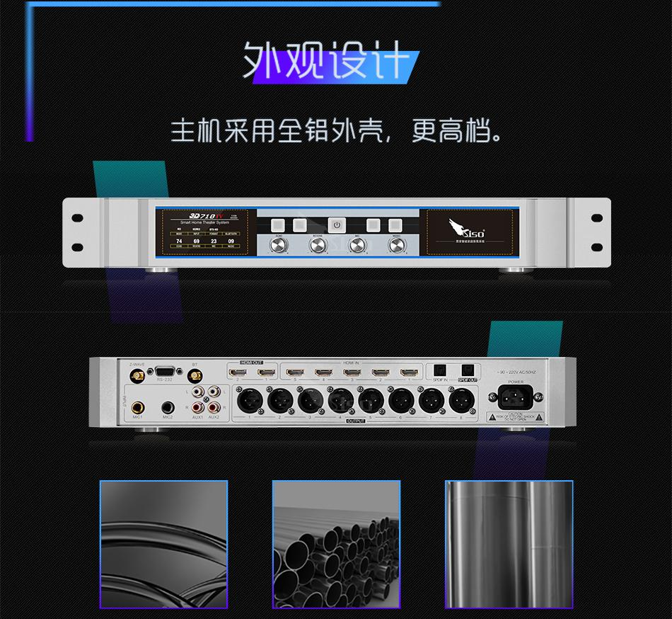 High-end video k decoder 3