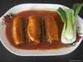 CannedMackerel Fishin tomato sauce.