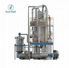 DCS/PLC Control Waste Oil Refinery equipments With ASTM Standard