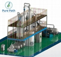 New technology of waste oil recycling