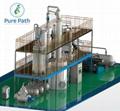 Negative Pressure of used oil
