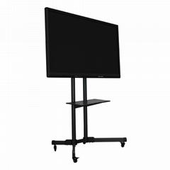 55英寸多媒体教学一体机幼儿园触摸屏电子白板电脑电视