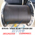 歐孚光電廠家直銷室外架空管道阻燃光纜GYFTZY-4b1支持定製 2