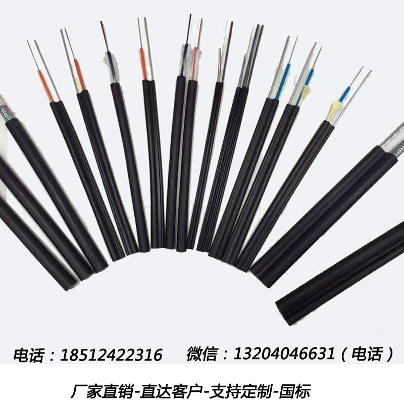 GYFTA光缆机房布线安防监控架空穿管导引光缆单模多模4-144芯定 4