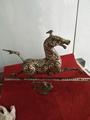 馬踏飛燕鎏金工藝 2