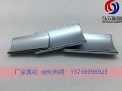 無刷電機磁瓦燒結釹鐵硼