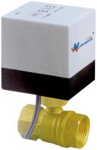 耐威科電動溫控閥 1