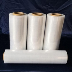 LLD PE stretch film