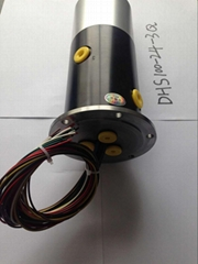 Hydraulic Pneumatic electrical rotary joint sliprings