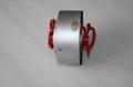 Single way gas liquid rotary joint