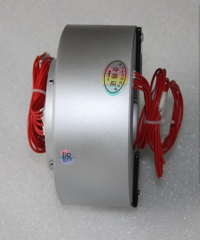 High frequency rotary connector slipring for Wind power generation 1