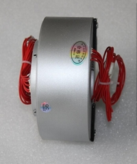 High frequency rotary connector slipring for Wind power generation