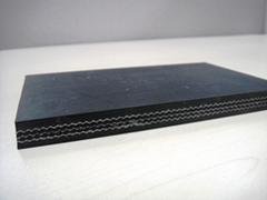 rubber conveyor belt used in cement