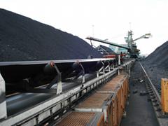 fabric conveyor belt used in mine