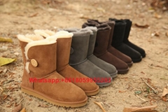 New women Australian UGG boots ugg shoes 5815 5803 5825 winter Flip Flop boots