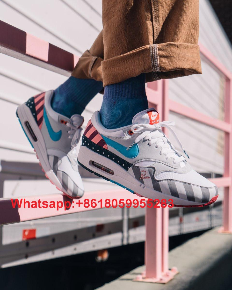 sports shoes aa520 ddfa5 New NIKE AIR MAX 1 87 shoes Nike air max 87 shoes running ...