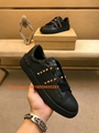Valentino Men Shoes Valentino Sneakers Valentino shoes Party Leather Casual Shoe