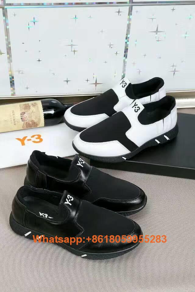 790884a97 Cheap Yohji Yamamoto shoes Y3 shoes men Y-3 Sneakers Party Leather Casual  Shoe ...