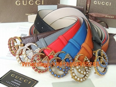 Original Gucci Belts Gucci Women Belts 1:1 Men Belts g casual leather Wide Belts