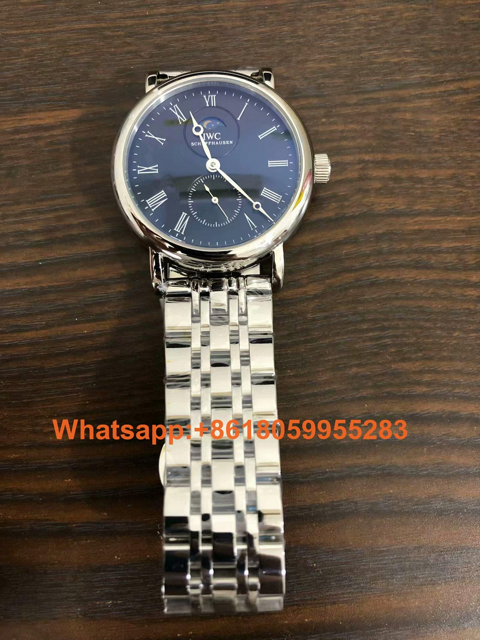 6e2062da72 wholesale Replica IWC Watches for men Luxury replica IWC Watches Original  box ...