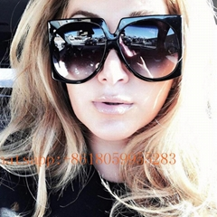 Wholesale 1:1 YSL sunglasses AAA original box YSL Glasses top qualtiy