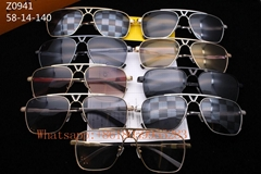 2019 1:1 LV sunglasses women Louis Vuitton sunglass AAA LV Eyewear original box