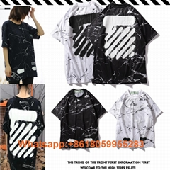 2019 New Off White T-Shirts Men Off White Sweater Women Hoodies Unisex Tee Tops