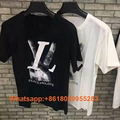 2019 Wholesale LV t-shirt Supreme t-shirts Supreme hoody Louis Vuitton jackets