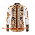 2019 Wholesale Fashion Versace Shirts for Men Versace T Shirts short sleeve tops