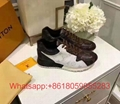 Louis VUITTON Digital Exclusive Run Away Sneaker Louis VUITTON Sneaker lv shoes