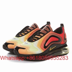 2019 Newest Nike Air Max 720 shoes nike Sneakers nike women men Running shoes