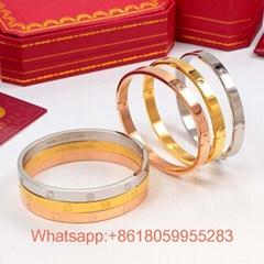 Newest Cartier Necklace sets Cartier Bracelet Cartier Ring Cartier Jewelry Sale (Hot Product - 1*)
