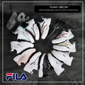 2019 Off-White x FILA x Folder shoes FILA Disruptor II sneakers FILA Daddy shoes