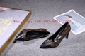 LOUIS VUITTON Louis Vuitton LV 2020 autumn and winter new thick heel flat lace-u