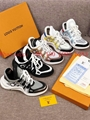 LOUIS VUITTON Louis Vuitton LV 2020 daddy shoes increased mesh surface sports sh