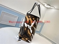 LOUIS VUITTON 2020 New League of Legends Capsule Series Medium Handbags, Camoufl