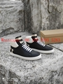 2020 new Burberry BURBERRY classic plaid Zhongbang sneakers, couple sports casua