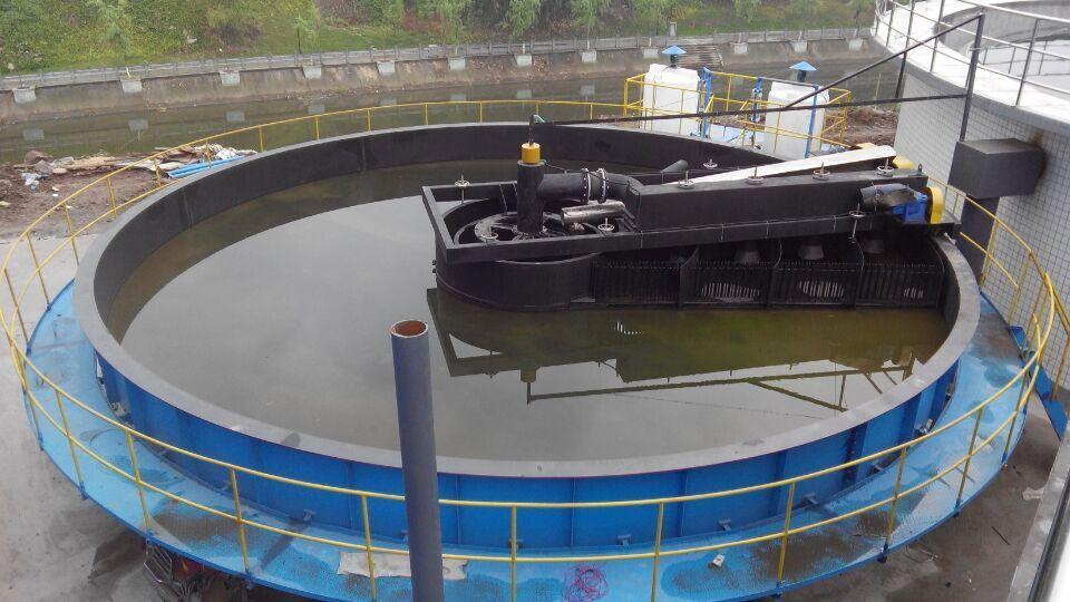 高效浅层气浮机 2