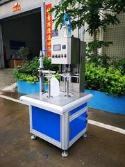 pvc圓筒膠水粘底機 粘卷邊圓筒底片機器