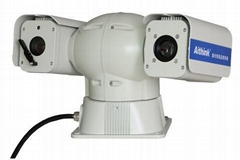 Aithink 2KM Intelligent forest fire protection all-in-one PTZ camera AK-NV2000