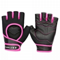 Weight lifting fitness gloves workout gloves