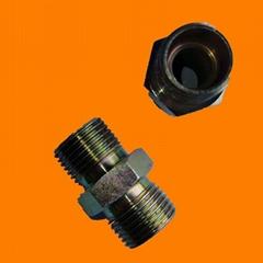 厂家库存直销中高端液压过渡接头碳钢接头