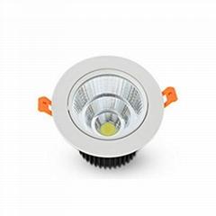 LED天花燈酒店照明筒燈射燈家用照明燈具
