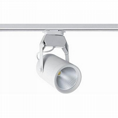 LED軌道燈服裝照明燈明裝燈12W